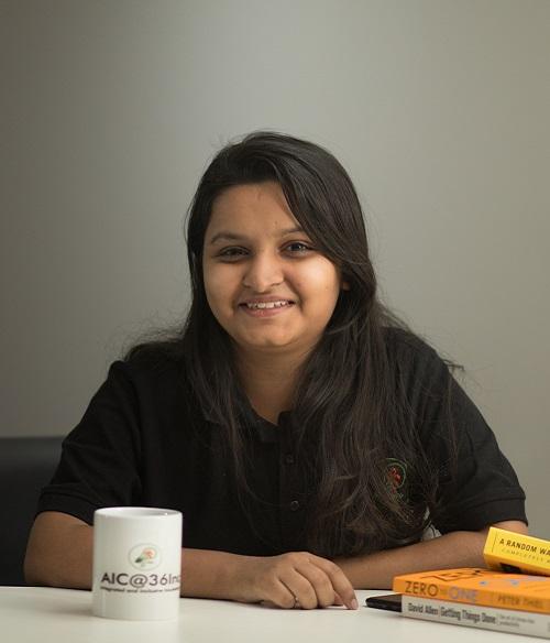 Ms. Nishtha Jhunjhunwala