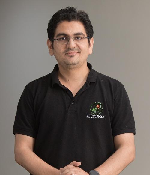 Mr. Saurabh Chaubey